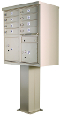 High Security Series Cluster Mailboxes Type 1