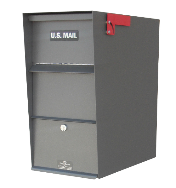 Mailboxes Single Locking Mailboxes Home Commercial Single